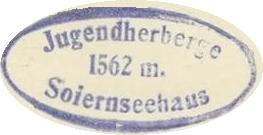 Soiernseehaus - Karwendel