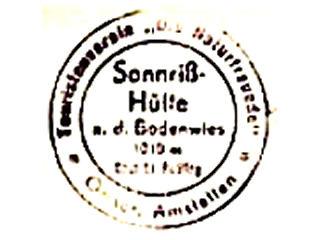 Sonnrisshütte