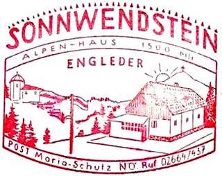 Sonnwendstein, Hüttenstempel