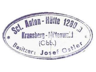 St. Anton-Hütte