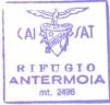 Hüttenstempel Rif. Antermoia