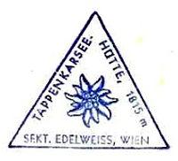 Tappenkarsee-Hütte