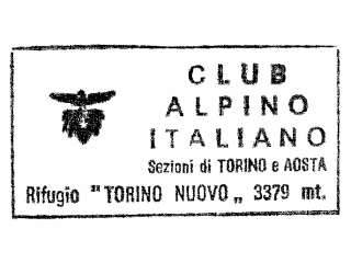Torino Nuovo, Rifugio - Mont Blanc Gruppe (I)