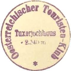 Tuxer Joch Haus