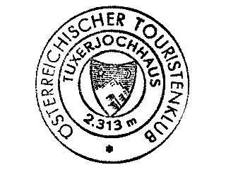 Tuxer-Joch-Haus - Zillertaler Alpen