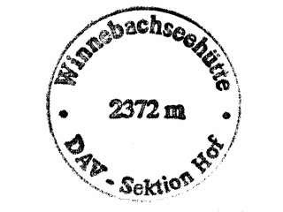 Winnebachseehütte - Stubaier Alpen