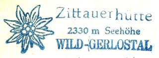 Zittauer Hütte