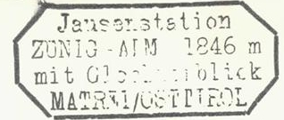 Zunigalm - Lasörlinggruppe