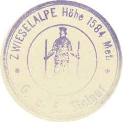 Zwieselalpe