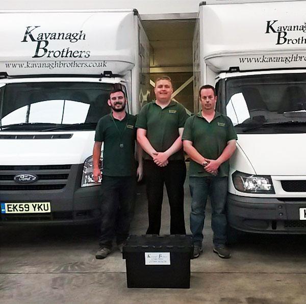 Home Removals And Storage