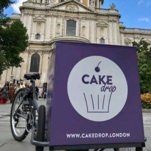 Cake Drop cargo bike
