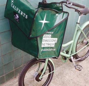 Calverts cago bike