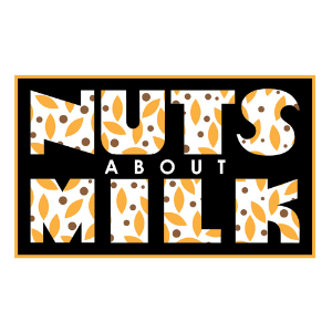 Nuts About Milk logo