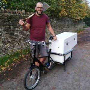 Richard The Cycling Gardener