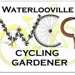 Waterlooville Cycling Gardener logo