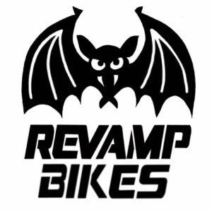 Revamp Bikes logo - Bike respraying London