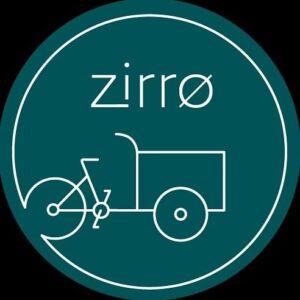 Zirro groceries delivered by bike in Hackney