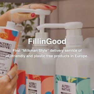 FillinGood zero waste deliveries by bike