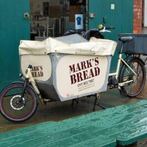 Marks Bread cargo bike