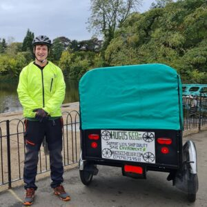 Cargo bike delivery south east London
