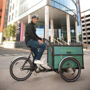 Cargo bike delivery Leeds
