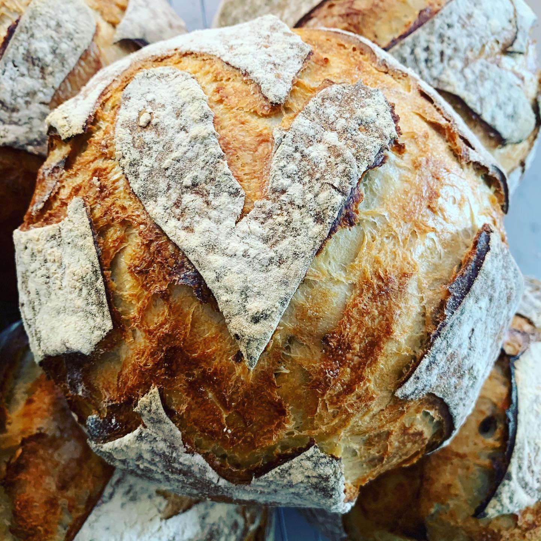 bread delivered by bike Sutton Coldfield
