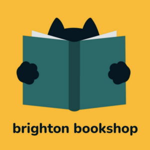 Books delivered by bike in Brighton