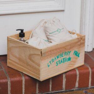 eco friendly refills twickenham bike delivery