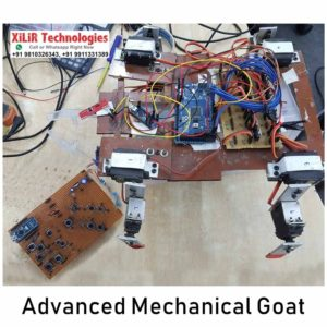 Advanced Mechanical Goat
