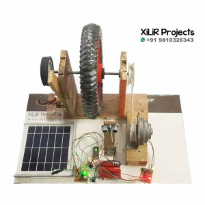 Advanced-Regenerative Braking System Project with ABS