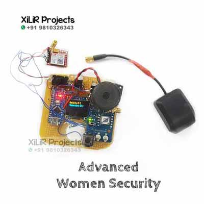 Advanced Women Security Engineering Project