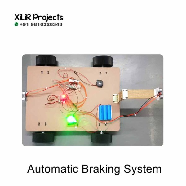 Automatic Braking System Project