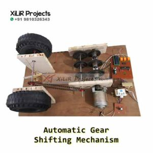 Smart Automatic Gear Shifting Mechanism