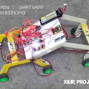 Automatic Stair Climbing Robot Project