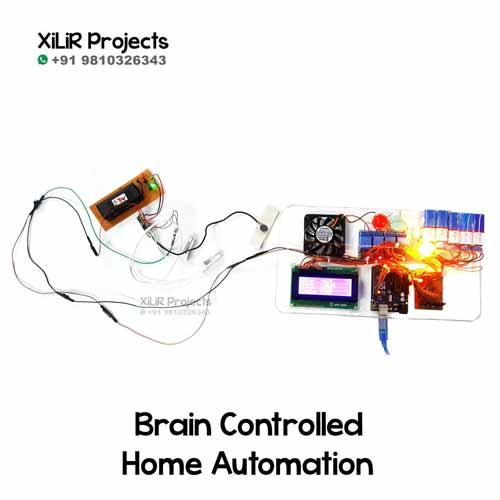 Brain-Controlled Home Automation System Project