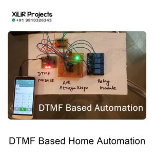 DTMF Based Home Automation