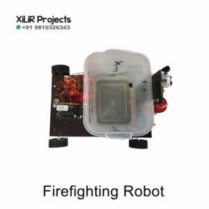 Firefighting Robot Engineering Project