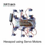Hexapod using Servo Motors