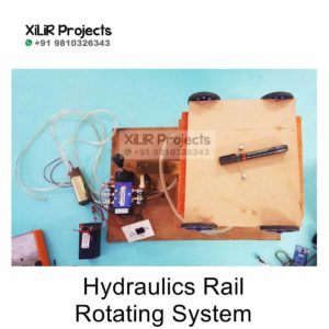 Hydraulics Rail Rotating System Project