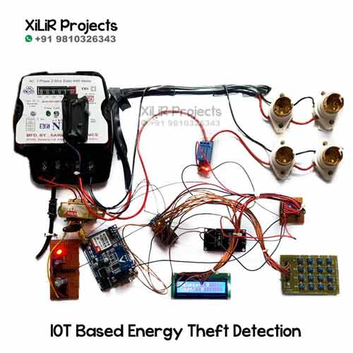 IOT Based Energy Theft Detection for Engineering Students