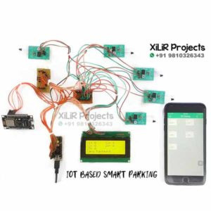 IoT-Based-Smart-Parking-System-Project