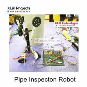 Pipe Inspection Robot Project