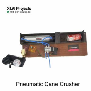 Pneumatic Cane Crusher