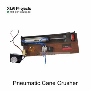 Pneumatic Cane Crusher Project