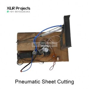 Pneumatic Sheet Cutting Engineering Project