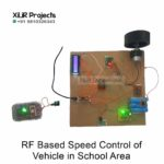 RF Based Speed Control of Vehicle in School Area
