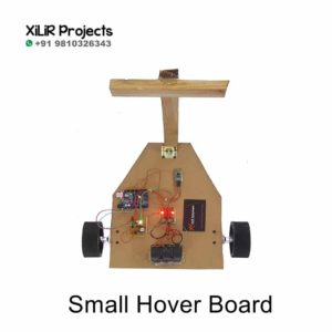 Small Hover Board Engineering Prototype