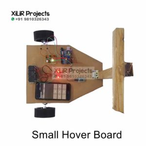 Small Hover Board Engineering Model