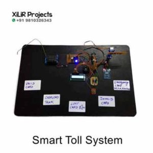 Smart Toll System for Engineering Students