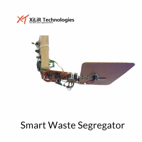 Smart Waste Segregator B.Tech Engineering Project
